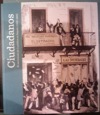 Ciudadanos El nacimiento de la política en España