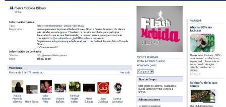 Flashmobida