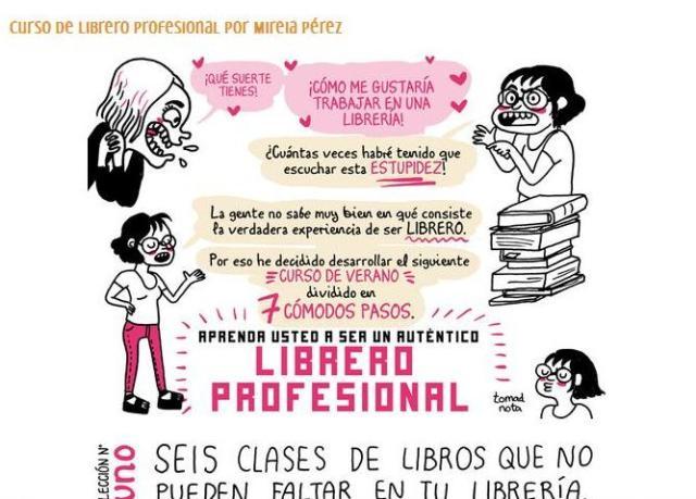 librero profesional