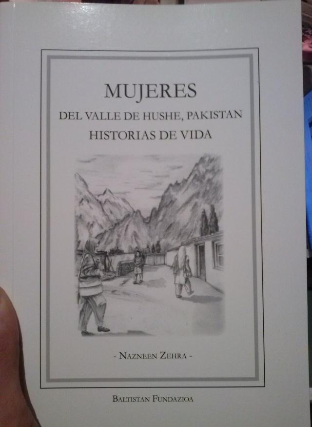 Mujeres del valle de hushe