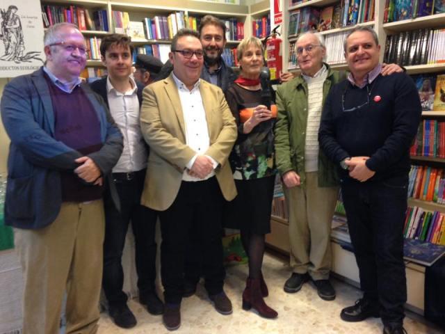 Proteo premio librería cultural. Foto CEGAL